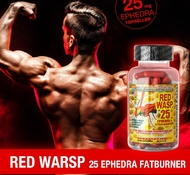 Red Wasp 25 Ephedra 75 кап