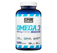 Omega 3 (120 soft.) от UNS Supplements