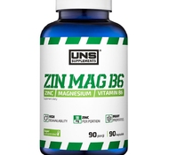 Zin Mag B6 (90 капс.) от UNS Supplements