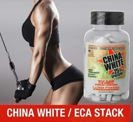 China White (25 ECA) (100 табл.) / Cloma Pharma