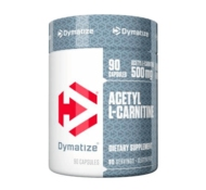 Acetyl L-Carnitine 500 mg (90 кап)